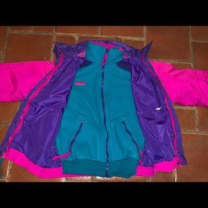 Vintage Columbia bugaboo jacket
